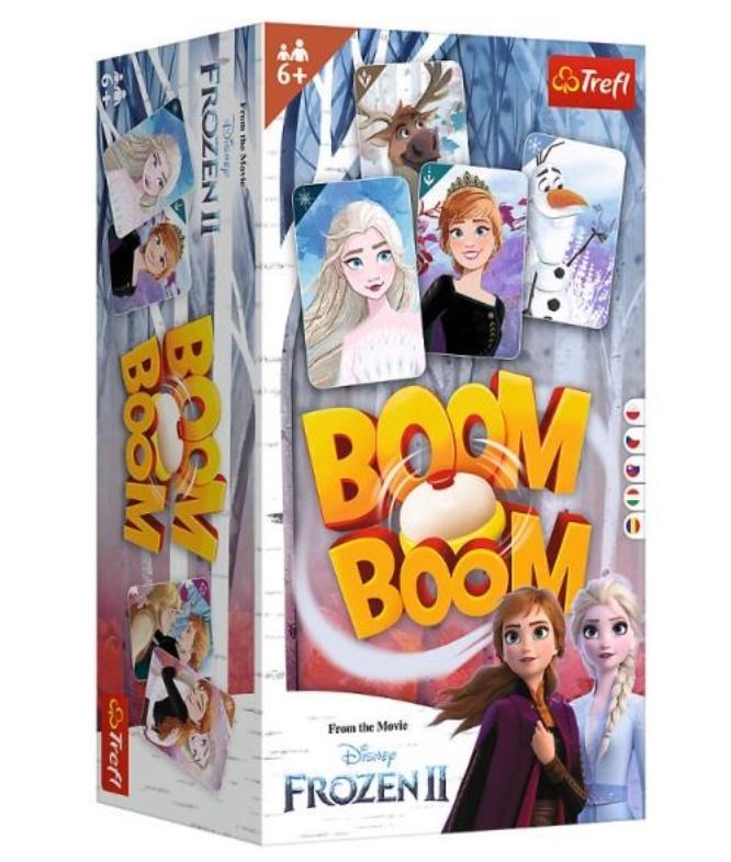 Boom Boom - Frozen 2 TREFL