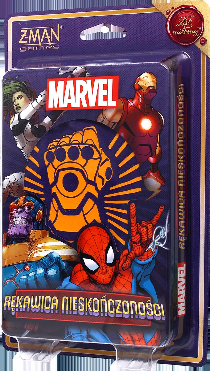 Marvel: Rękawica Nieskończoności (gra karciana)