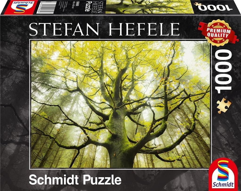Puzzle PQ 1000 Drzewo marzeń G3