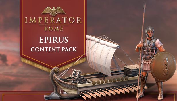 Imperator: Rome - Epirus Content Pack (PC) Klucz Steam