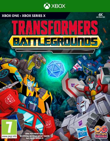 Transformers Battlegrounds (XOne)