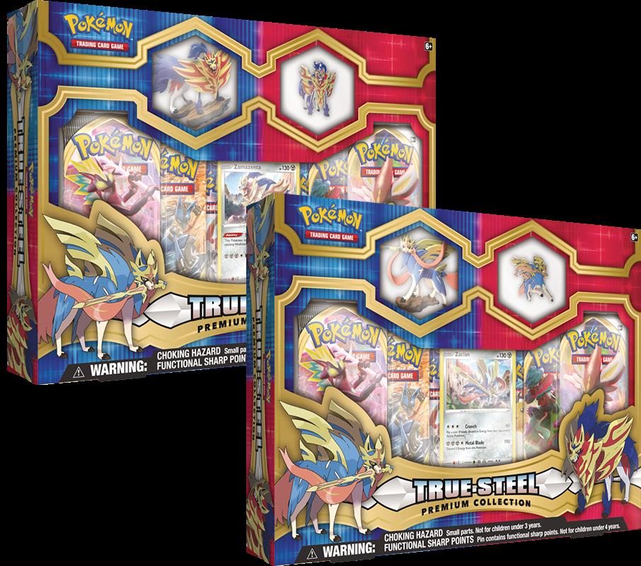 Pokemon TCG: Darkness Ablaze - Premium Figure & Pin Collection (Display 6szt.)
