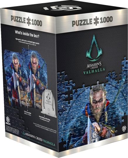 Puzzle Assassin's Creed Valhalla Eivior 1000 elementów