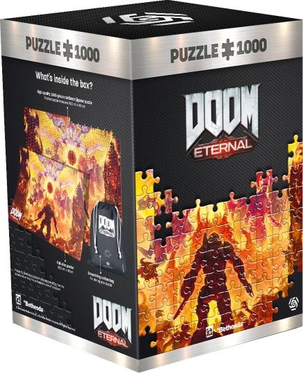 Good Loot Puzzle Doom Eternal Maykr 1000 elementów
