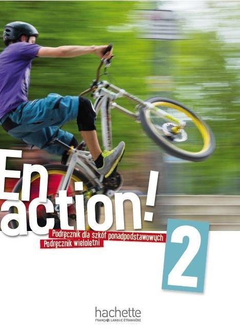 En Action! 2 Podręcznik wieloletni + audio online
