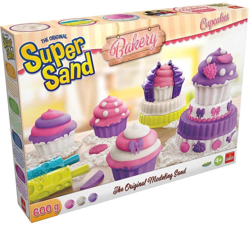 Super Sand - Bakery Cupcakes