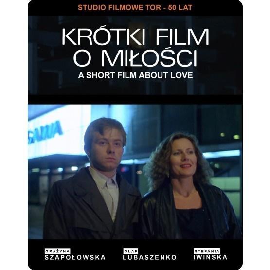 Krótki film o miłości DVD