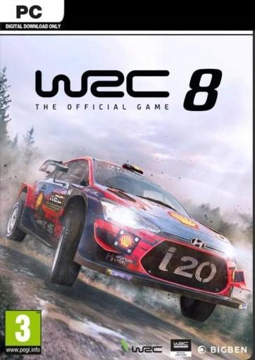 WRC 8 (PC) Klucz Steam