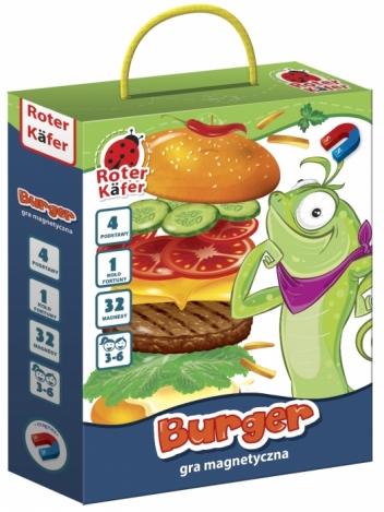 Burger: Gra magnetyczna