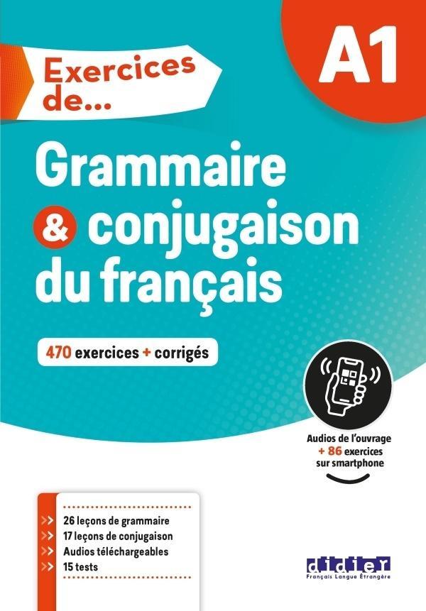 Exercices de Grammaire et conjugaison A1 + online