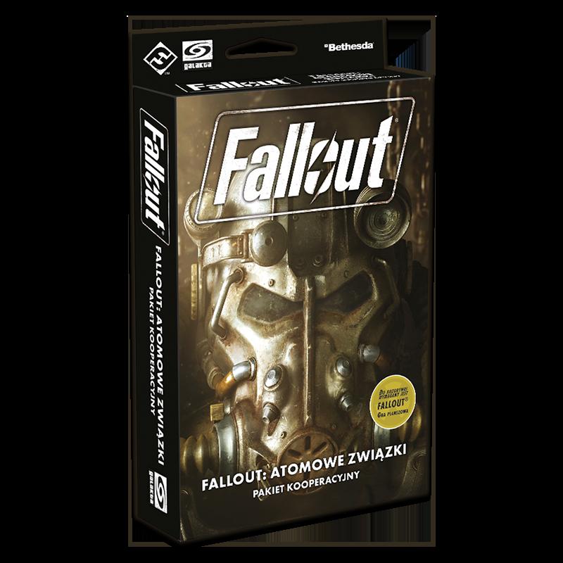 Fallout: Atomowe związki (gra planszowa)