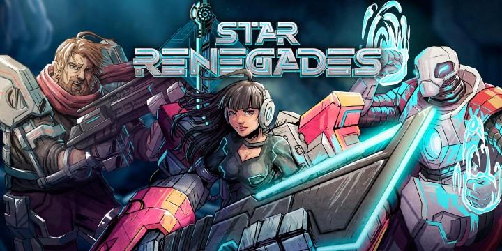 Star Renegades (PC) Klucz Steam
