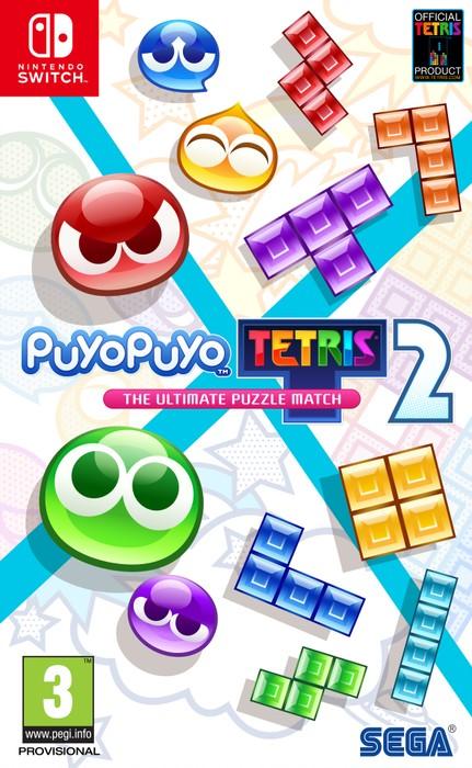 Puyo Puyo Tetris 2: The Ultimate Puzzle Match (Switch)