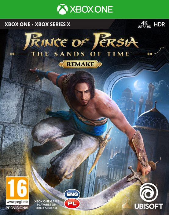 Prince of Persia Piaski Czasu remake (XOne/XSX)