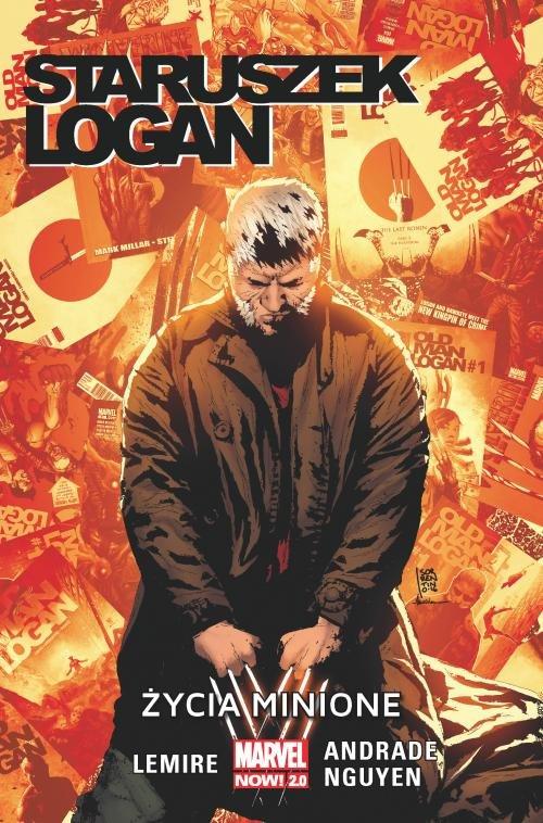 Staruszek Logan Tom 6 Życia minione