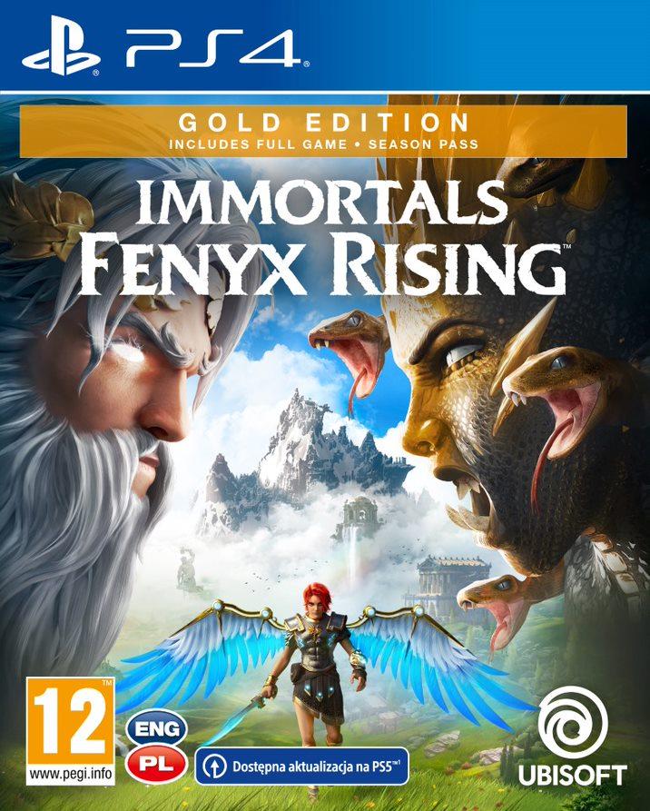 Immortals Fenyx Rising Gold Edition (PS4)