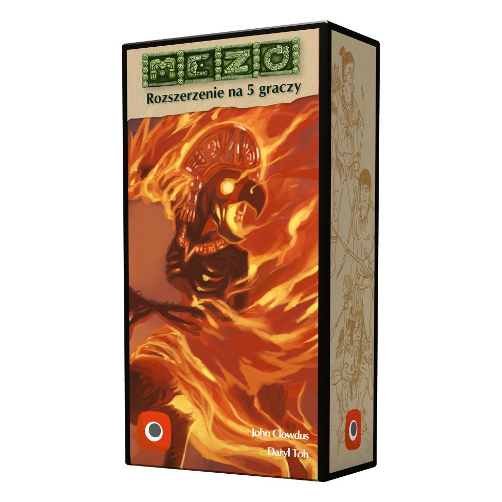 Mezo: Rozszerzenie na 5 Graczy (gra planszowa)