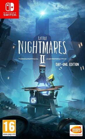 Little Nightmares 2 Edycja Kolekcjonerska (Switch)