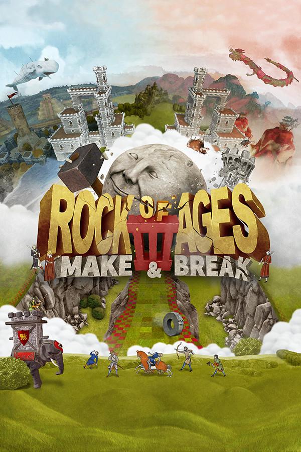 Rock of Ages 3: Make & Break (PC) Klucz Steam