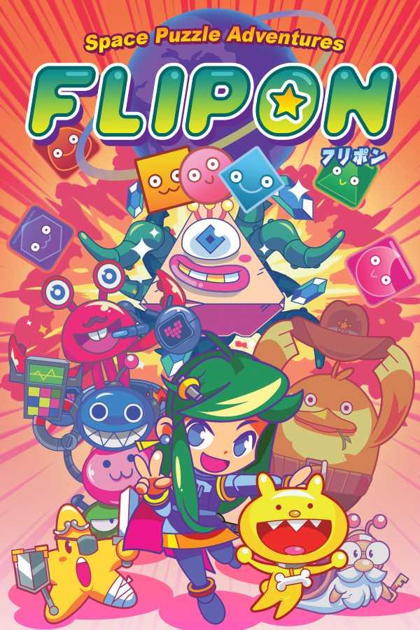 Flipon (PC) Klucz Steam