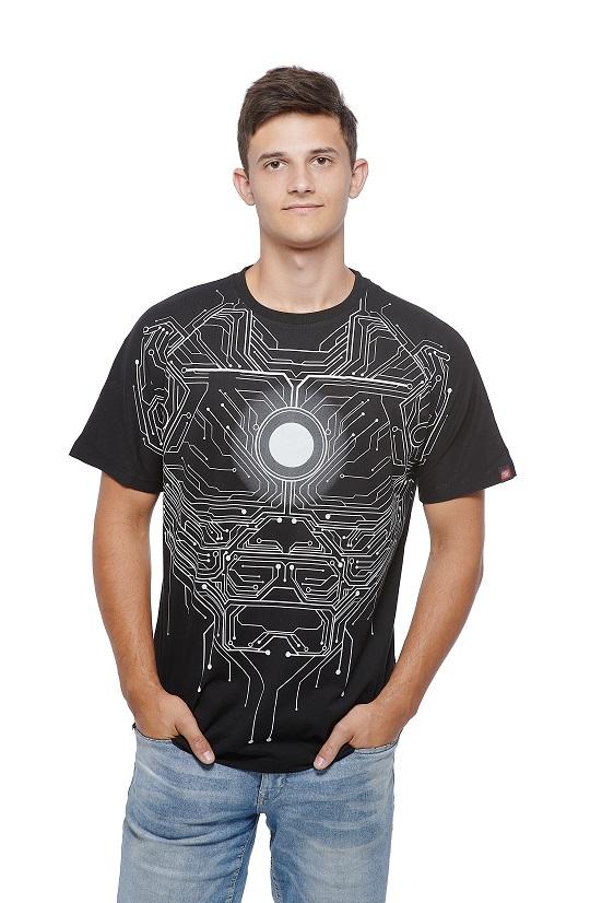 Marvel AVAS Iron Man T-shirt L
