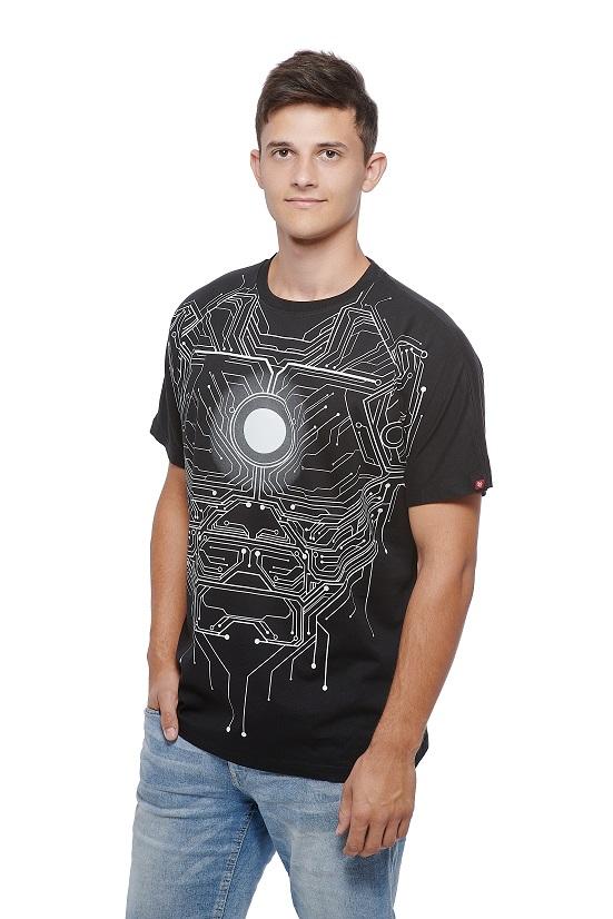 Marvel AVAS Iron Man T-shirt XL