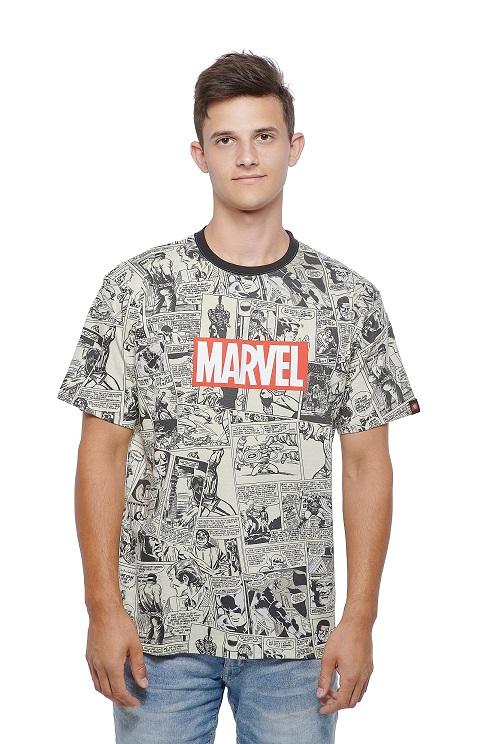Marvel Comics T-shirt L V2
