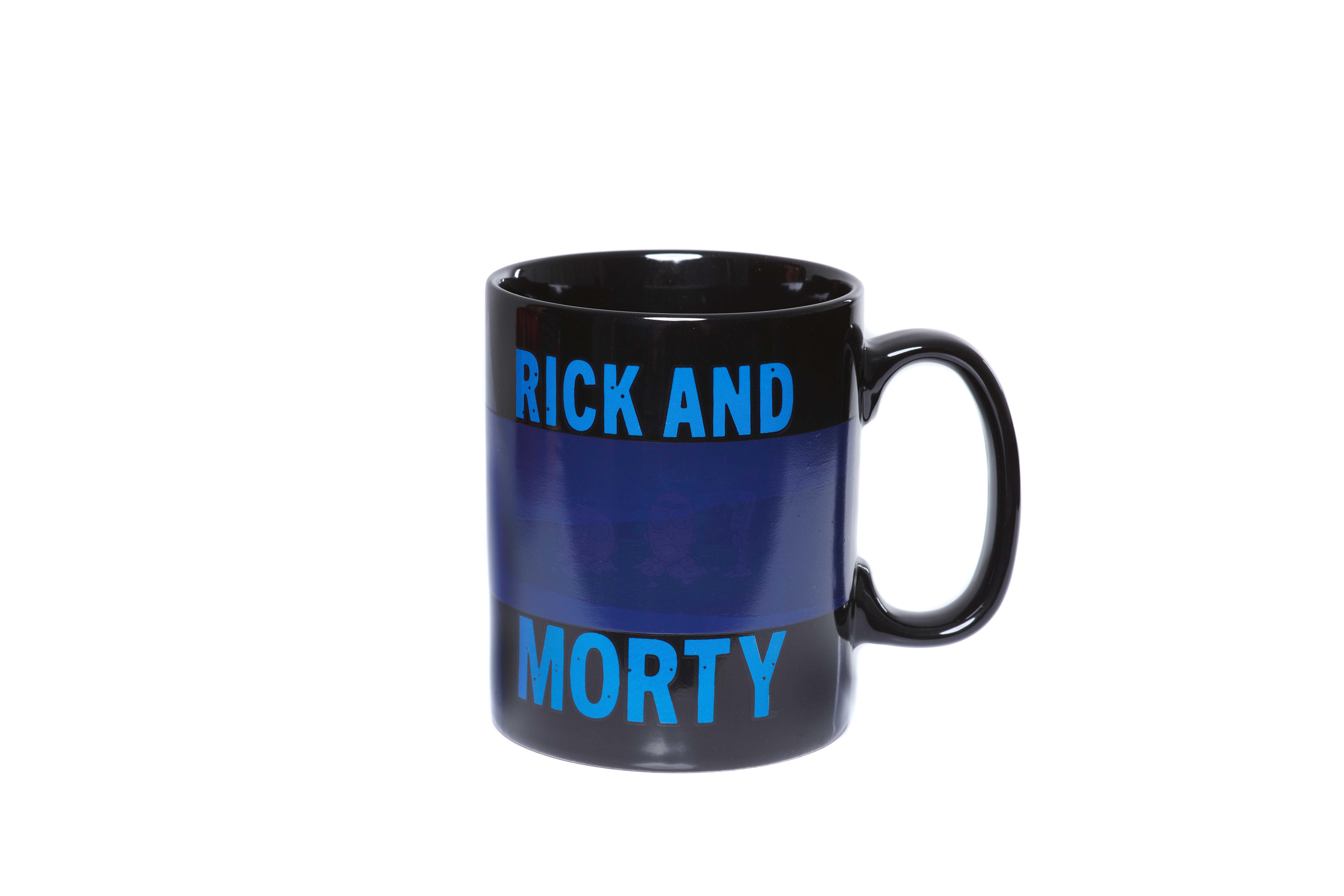 Rick and Morty kube termoaktywny
