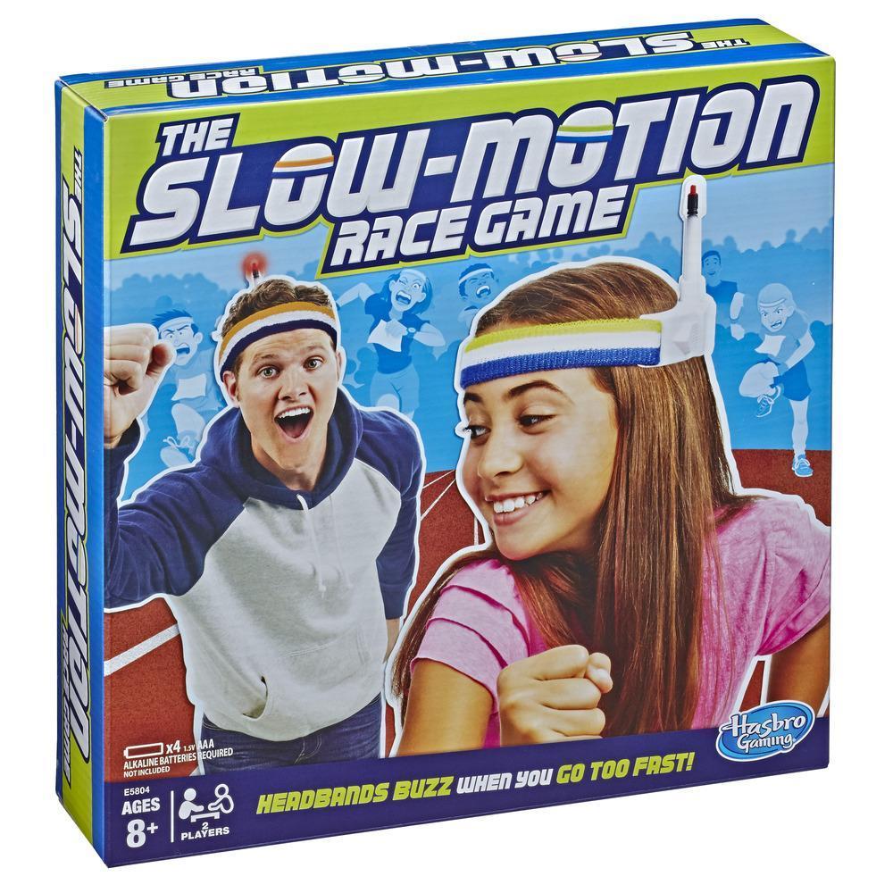 The Slow Motion Race Game (gra planszowa)