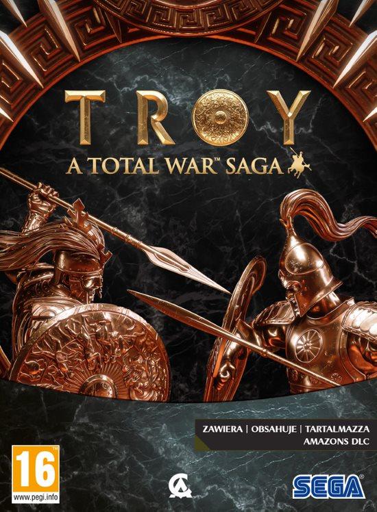 Total War Saga: Troy Limited Edition (PC) PL