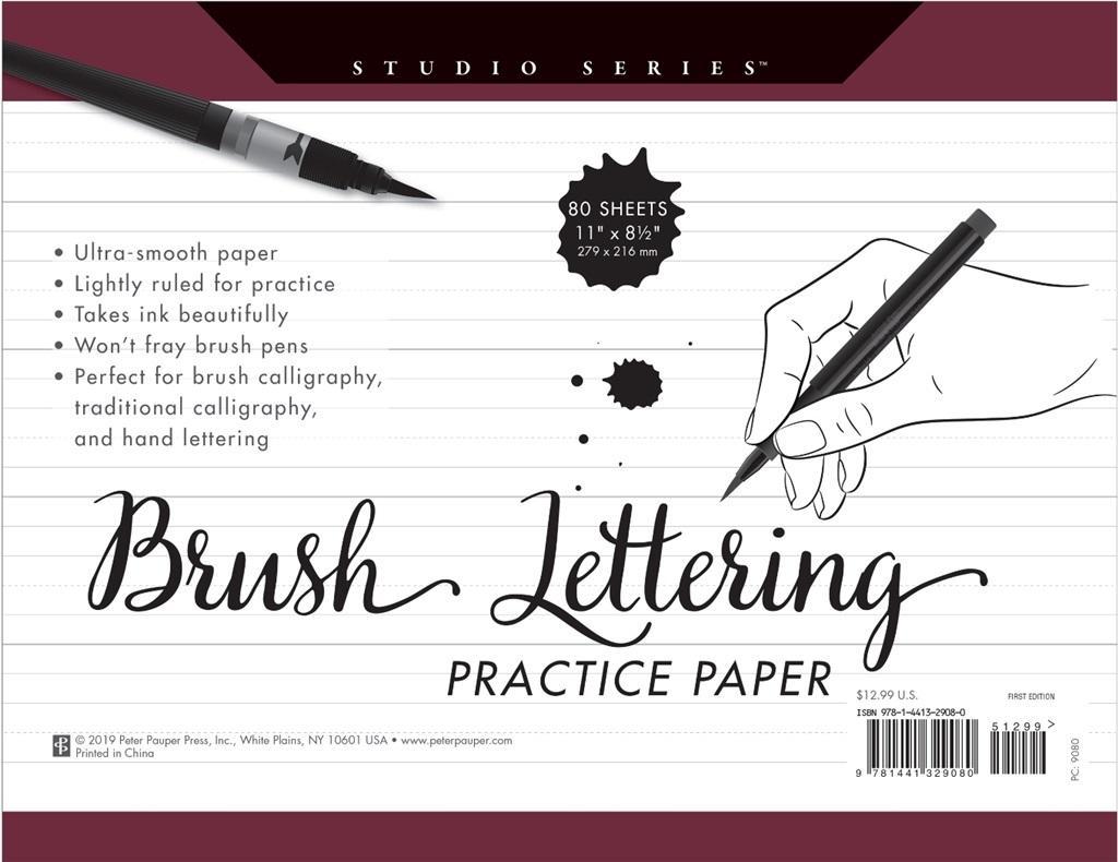 Papier do pisania pędzelkiem