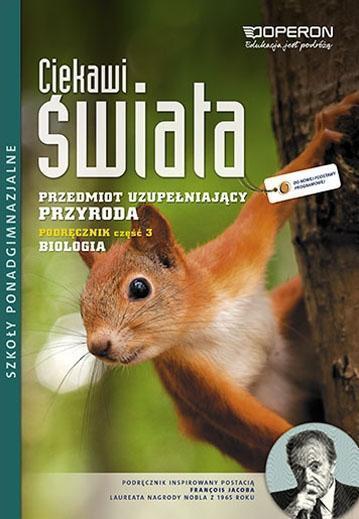 Przyroda LO cz.3 Biologia Ciekawi świata OPERON
