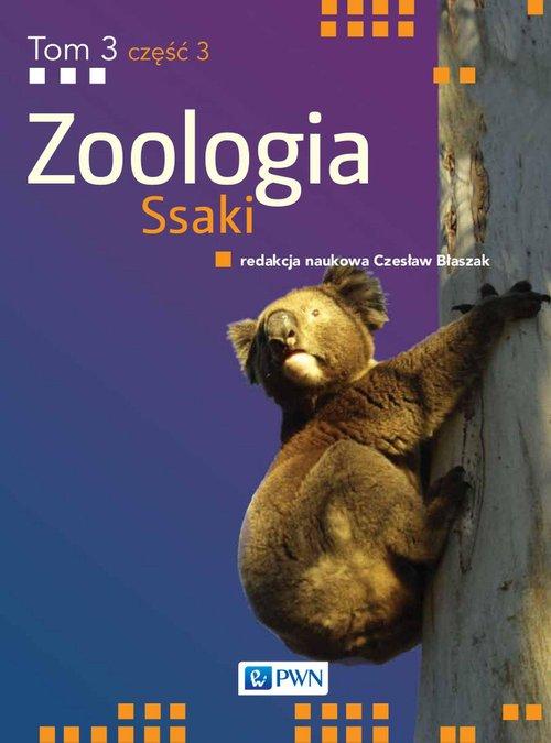 Zoologia Tom 3 Część 3 Ssaki