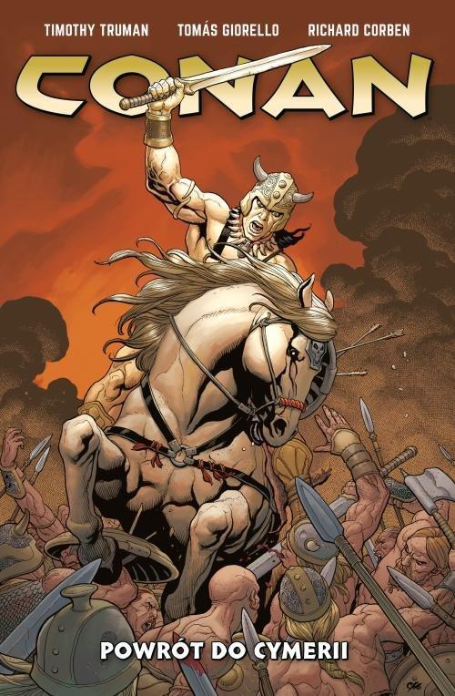 Conan Tom 3 Powrót do Cymerii