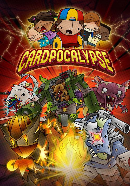 Cardpocalypse (PC) Klucz Steam