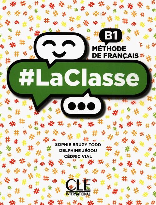 LaClasse B1 książka + DVD