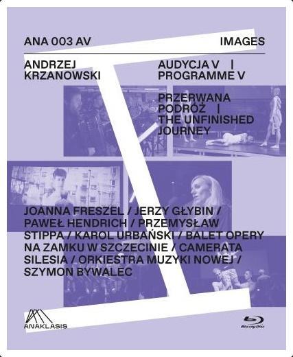 AUDYCJA V. Przerwana podróż DVD