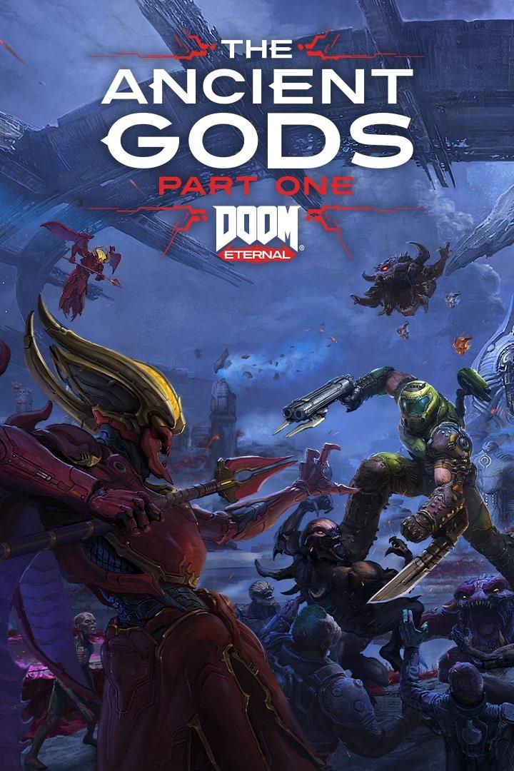 Doom Eternal The Ancient Gods DLC1 (PC) Klucz Bethesda.net