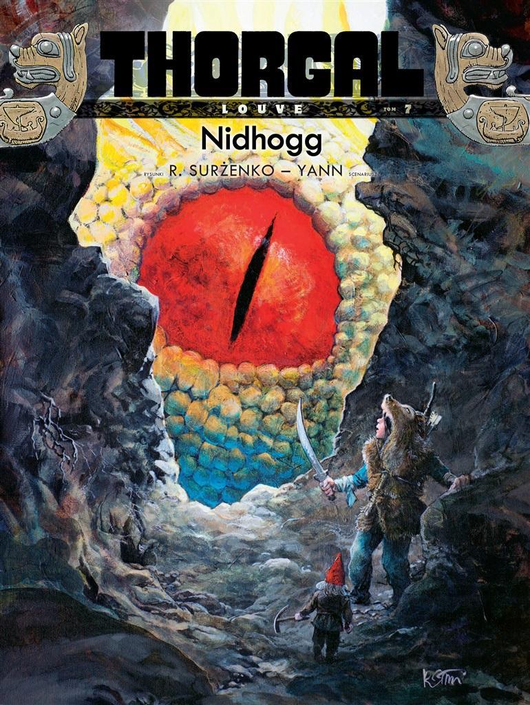 Thorgal - Louve T.7 Nidhogg