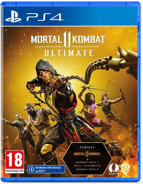 Mortal Kombat 11 Ultimate (PS4)