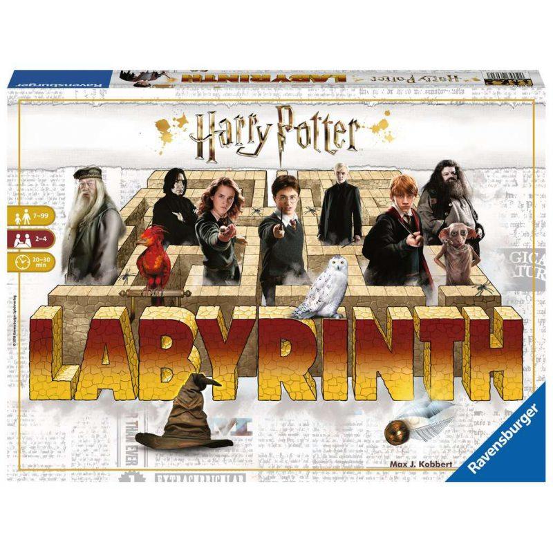 Labirynt - Harry Potter (gra planszowa)