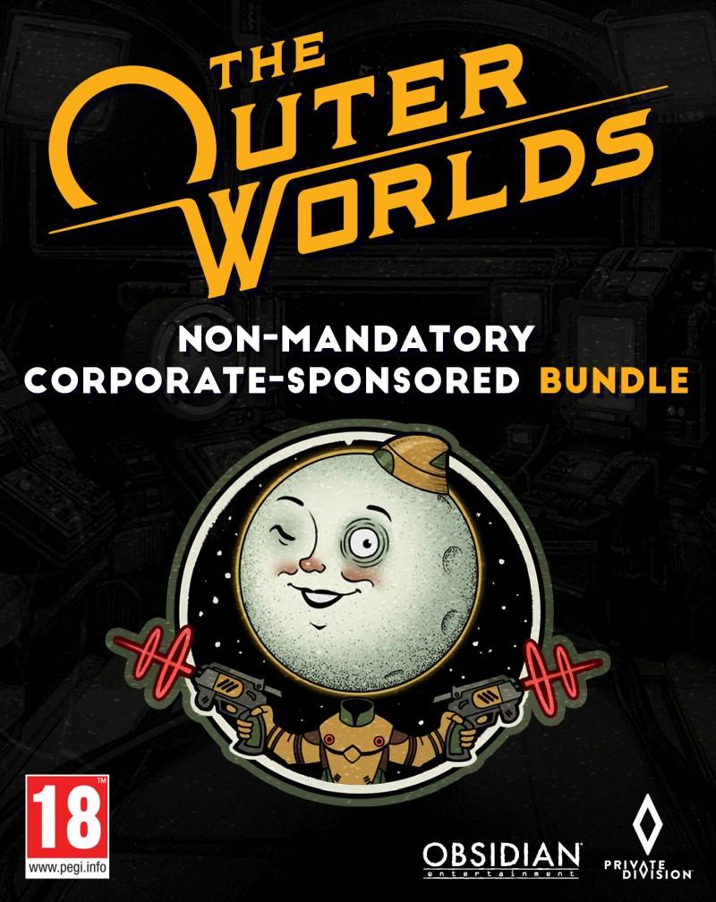 The Outer Worlds: Nieobowiązkowy pakiet sponsorowany przez korporację (PC) Klucz Steam