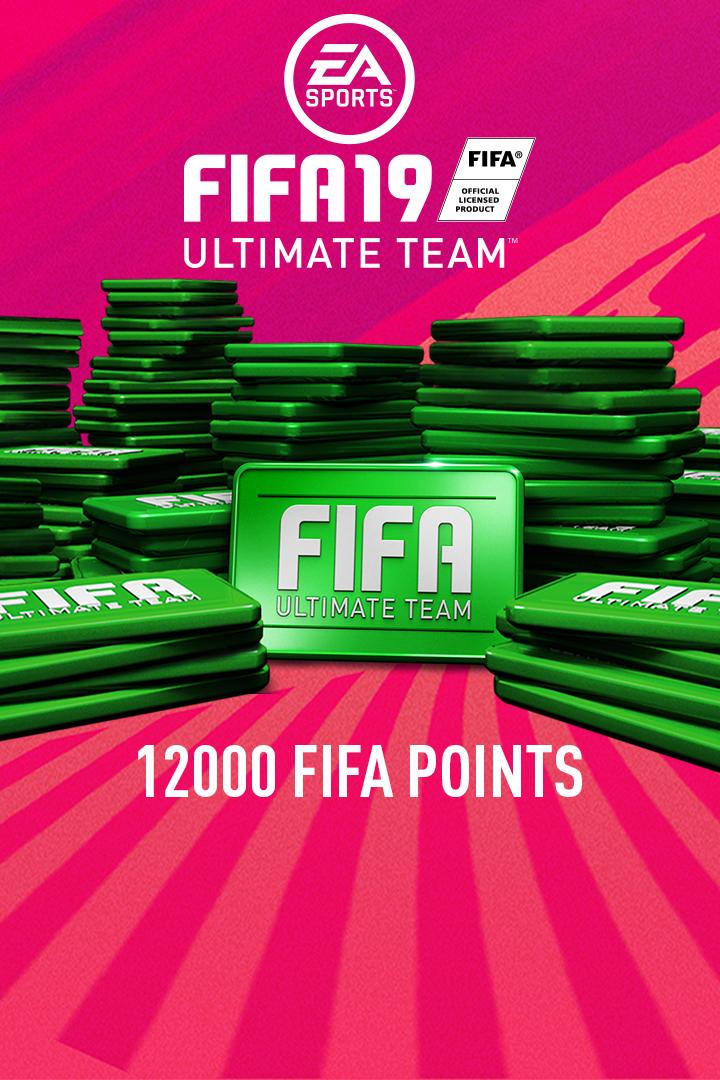 FIFA 20 - 1600 FUT Points (Xbox One)