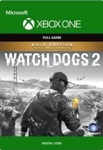 Watch Dogs 2 Gold Edition (XOne) kod