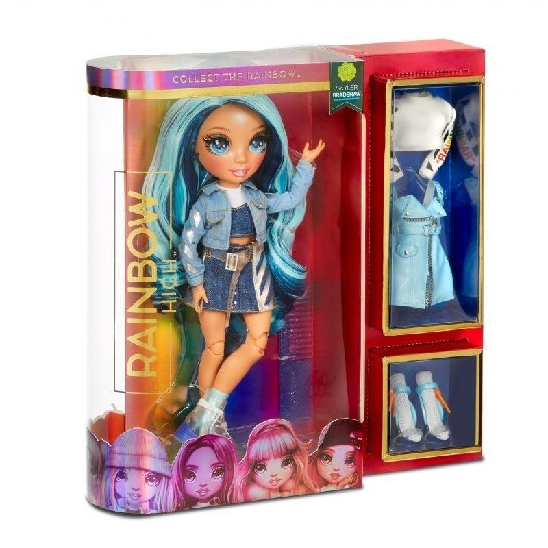 Rainbow High Fashion Doll Skyler Bradshaw (2szt)