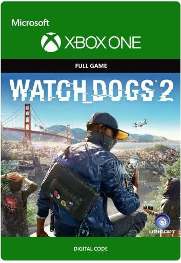 Watch Dogs 2 (XOne) Kod