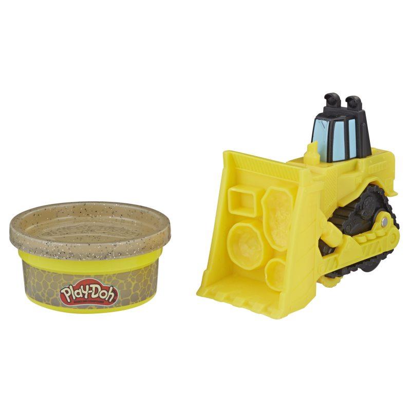 Play-Doh Wheels - Ciastolina Buldożer
