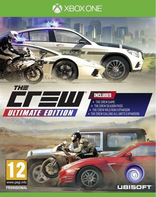 The Crew Ultimate Edition (XOne) Klucz