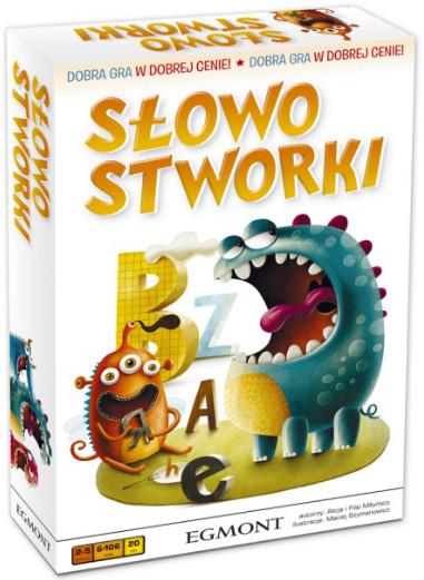 Słowo Stworki (Gra Karciana)