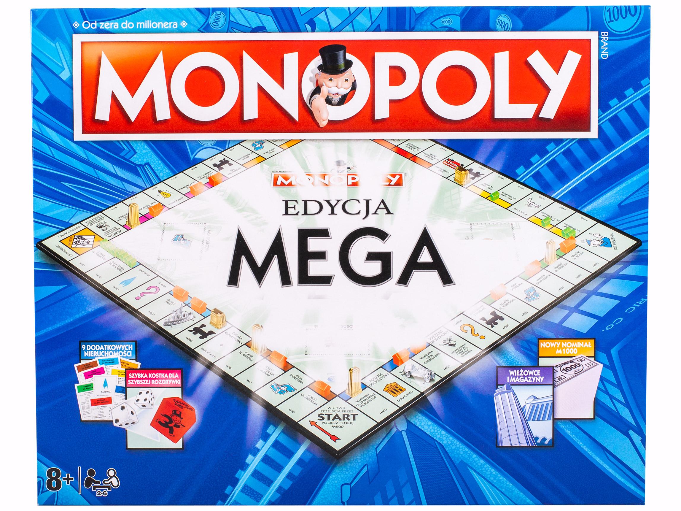 Monopoly: Mega (gra planszowa)